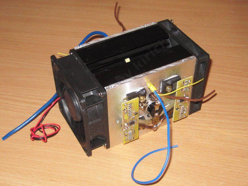 Полевые транзисторы IRFP250, обзор и немного о применении.