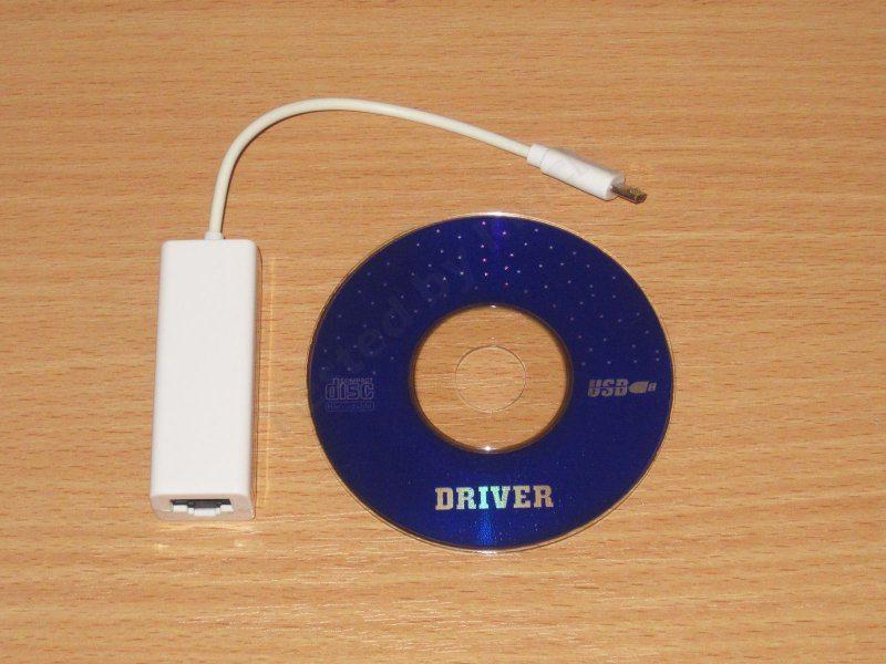 USB сетевая карта, и куда я хотел ее применить.