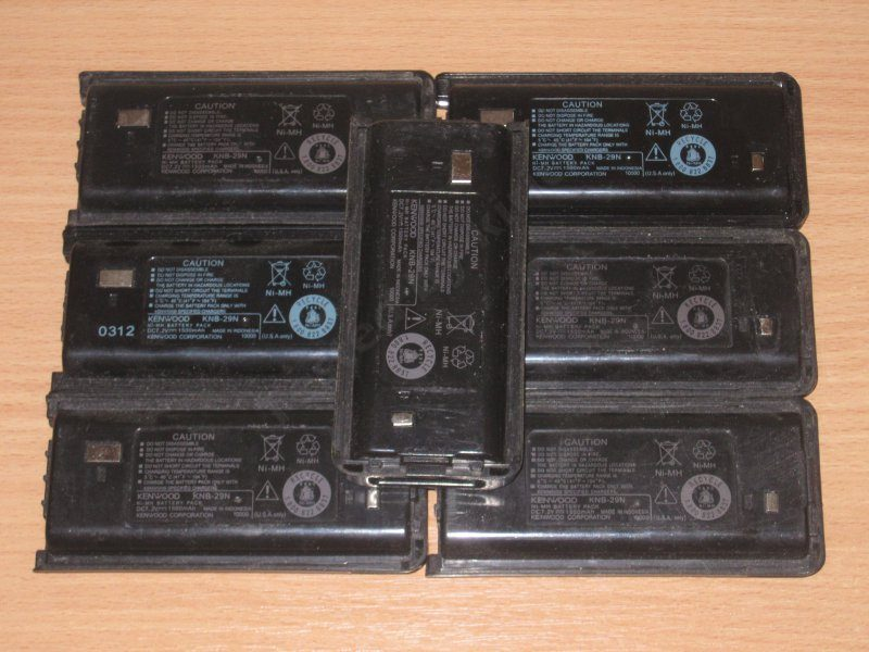Аккумуляторы TrustFire 14500 protected 900mAh, часть вторая, продолжение эксперимента.