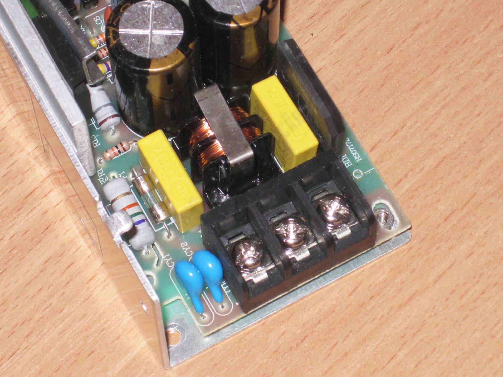 Стабилизатор напряжения 24 вольт своими руками