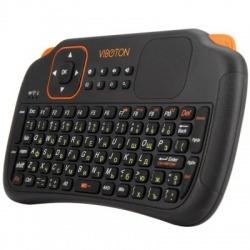 Viboton S1, неплохая маленькая радио клавиатура, с русской раскладкой