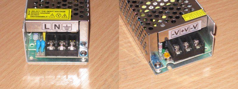 Блок питания 24 Вольта 5 Ампер, плюс 1 Ампер в подарок :)