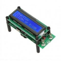 RLC и ESR метр, или прибор для измерения конденсаторов, индуктивностей и низкоомных резисторов.