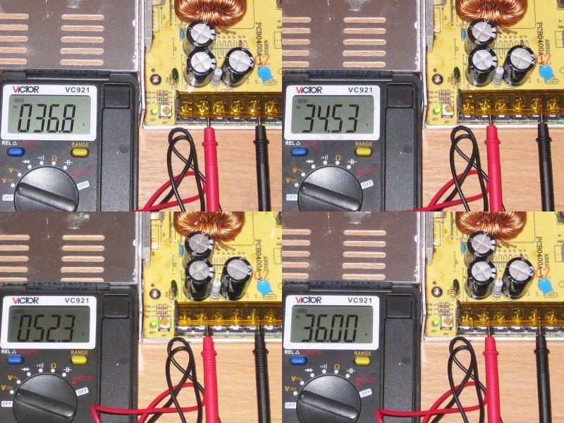36 Вольт 10 Ампер 360 Ватт или продолжаем изучать как устроены блоки питания + небольшой бонус