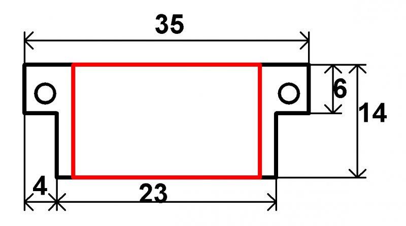 """Еще одна """"полезняшка"""", мелкий вольтметр с пределом измерения 99,9 Вольт"""