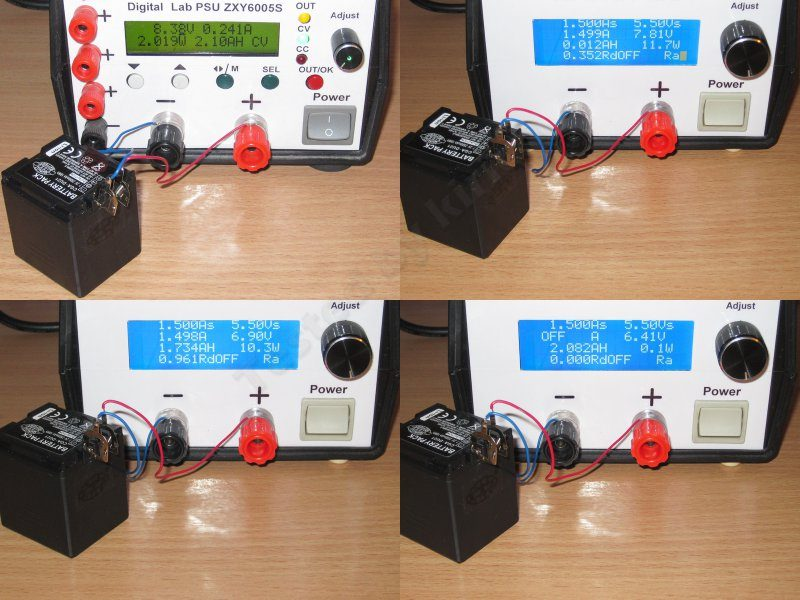 Кучка разных всяких аккумуляторов для фотоаппаратов и прочих полезных устройств :)