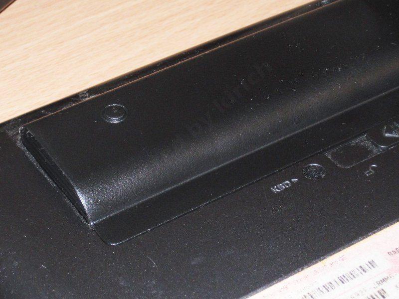 Микрообзор аккумулятора для нетбука, ну очень коротко