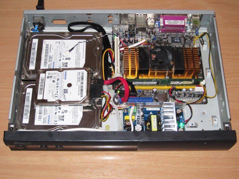 Многоканальный DC-DC преобразователь Pico PSU ATX и немножко о его применении