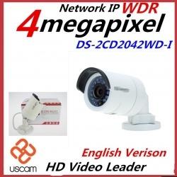 4мп камера DS-2CD2042WD-I и обновленная версия моей любимой DS-2CD2032F-I в одном обзоре