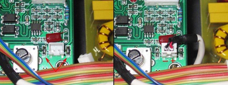 Большой OLED дисплей или строим мощный блок питания часть 2