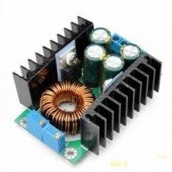 DC-DC Step Down модуль с заявленным током в 10 Ампер
