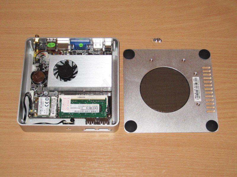 Onda M2 Mini PC, небольшой, но не на Атоме