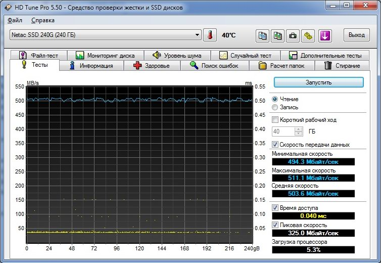 Netac N5M mSATA, небольшой обзор небольшого SSD диска