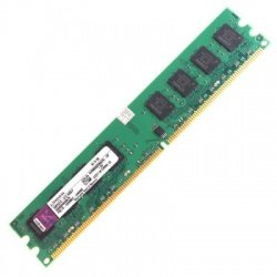 2GB DDR2 Kingston KVR800D2N6 или небольшой обзор еще одного модуля памяти