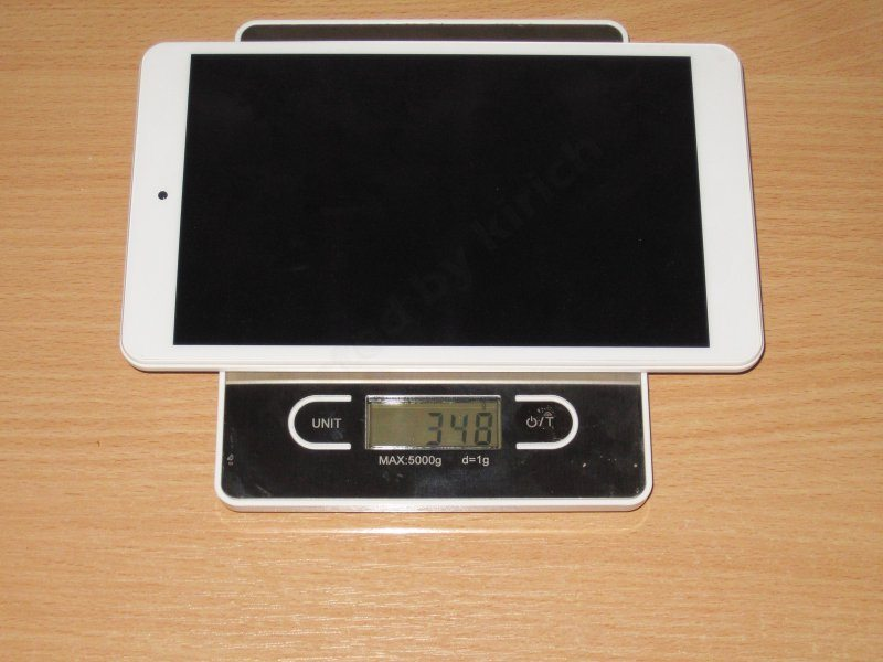 CUBE U27GT, небольшой Андроид планшет