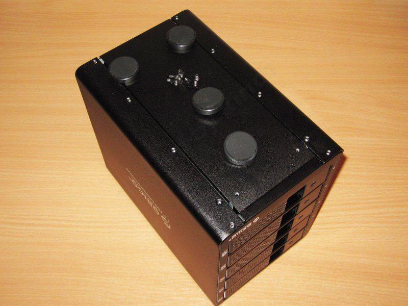 ORICO 9558RU3 или пять жестких дисков в одной коробке