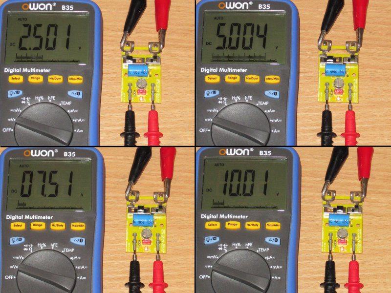OWON B35, интересный мультиметр для аккуратного человека