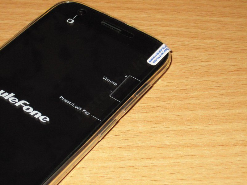 Ulefone U007, обзор еще одного смартфона