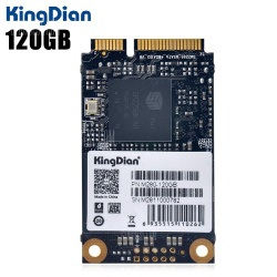 KingDian M280 - 120GB, SSD формфактора mSATA