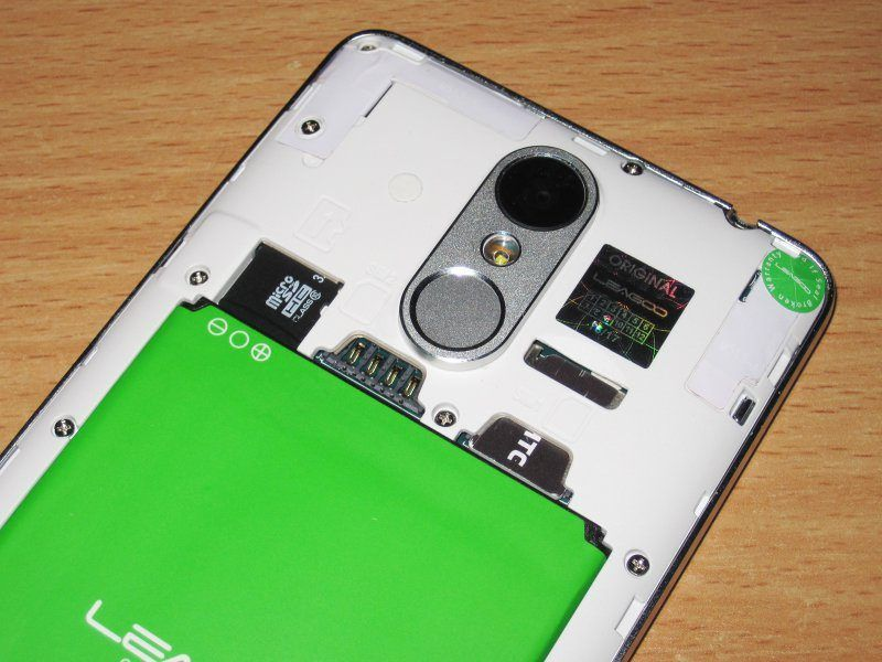 Еще один взгляд на смартфон Leagoo M5