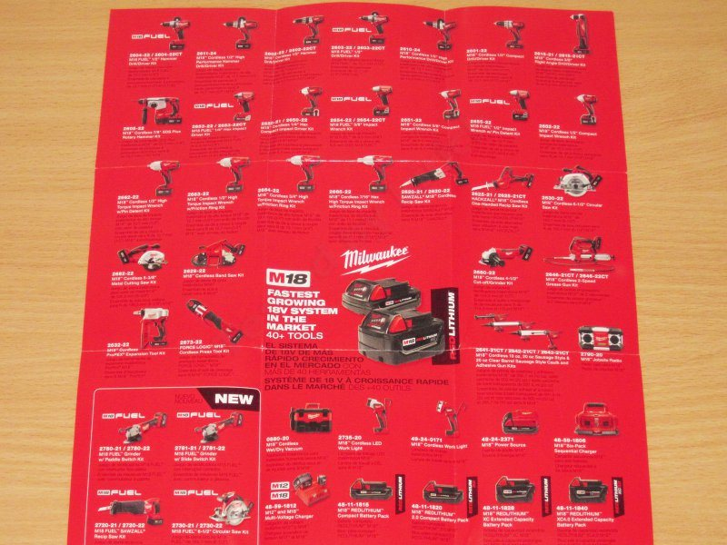 Milwaukee Electric Tool 2607-22CT M18 Hammer Drill Kit