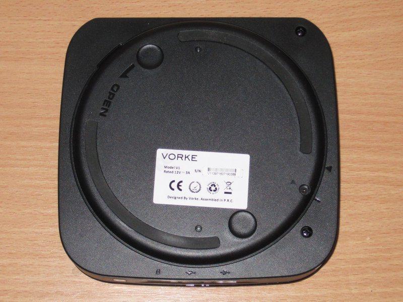 Миникомпьютер Vorke V1, маленький трудяжка