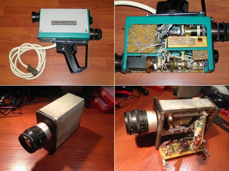 Комплект из видеорегистратора и четырех видеокамер или что представляет из себя видеонаблюдение