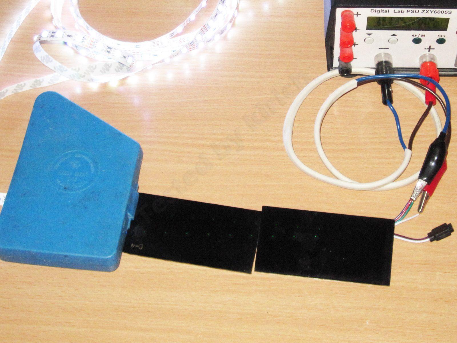 Схема RGB контроллера для светодиодной ленты 14
