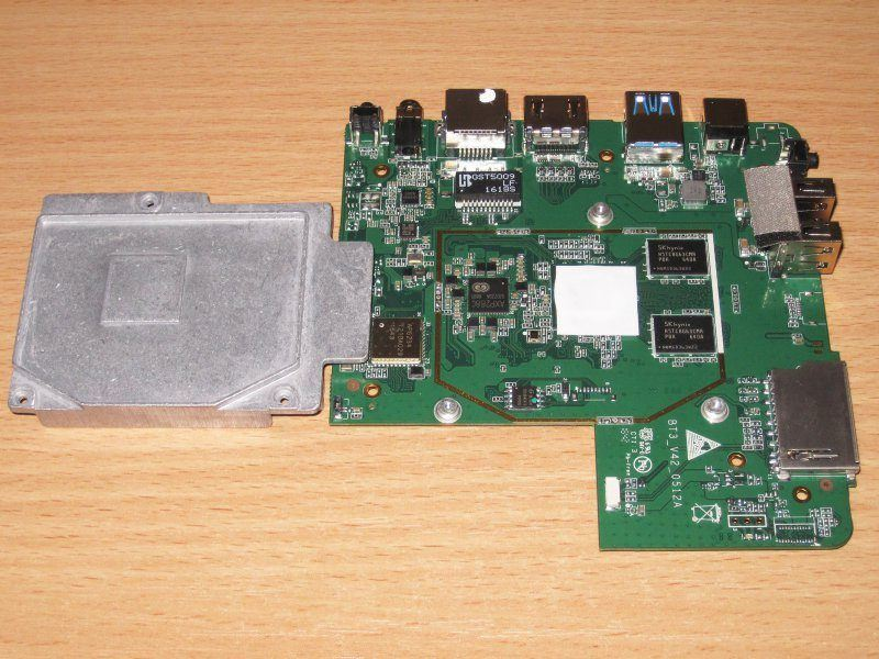 CHUWI HiBox, небольшой, но своеобразный компьютер