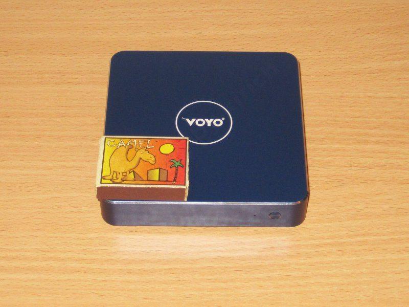 Мини компьютер VOYO V1, первая ласточка с Apollo Lake