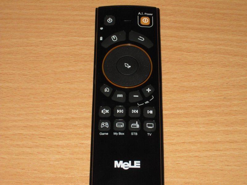 Mele F10 Deluxe, очень удобный обучаемый пульт