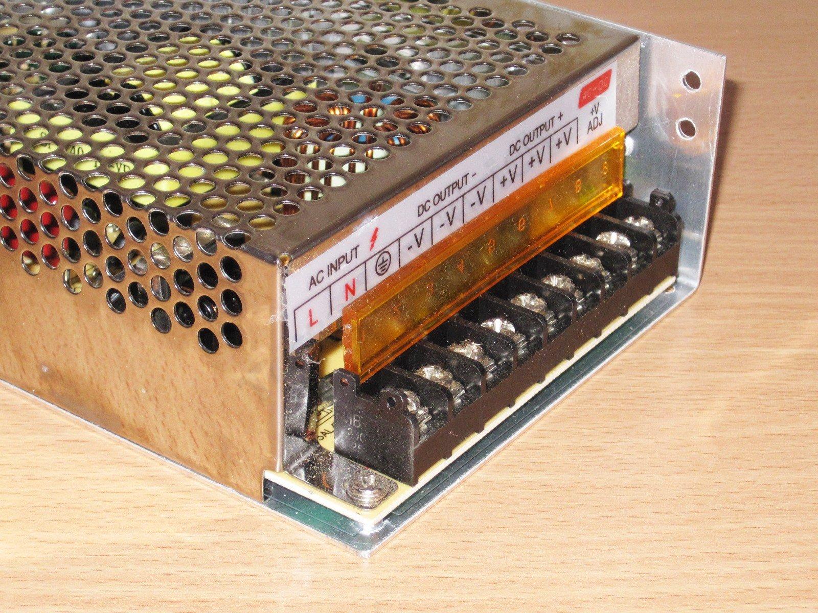 Блок питания р-250 схема