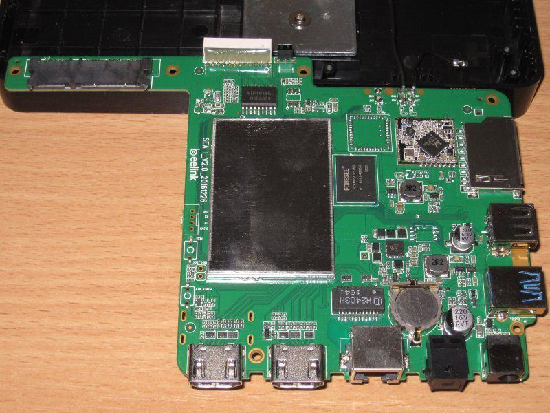 Beelink SEA I, ТВ бокс на базе Realtek 1295, с HDMI входом