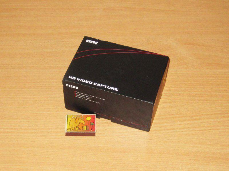 Ezcap 284, устройство видеозахвата HDMI, компонент и композит