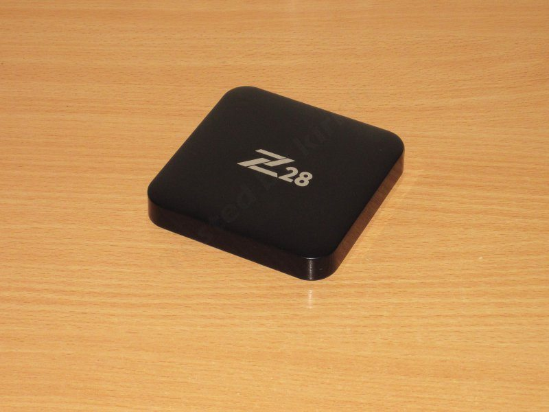 Z28, ТВ бокс на новом RK3328