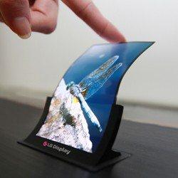 Инновационные смартфоны с гибкими дисплеями