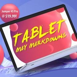 Уникальная распродажа планшетов от $159.99