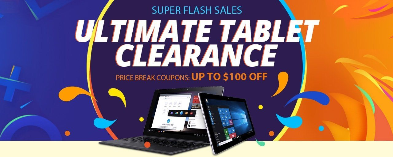 Best Tablet Clearance Sale