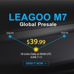 The Best Mobile Phone Leagoo M7 Flash Sale from $39.99