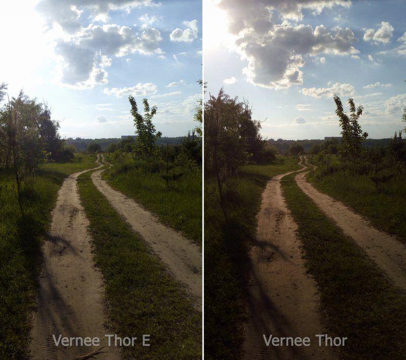 Смартфон Vernee Thor E, продолжение линейки Thor