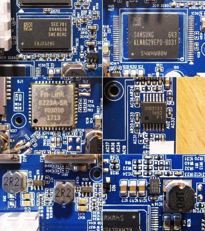 MECOOL M8S PRO, совсем небольшой ТВ бокс или DDR3 vs DDR4