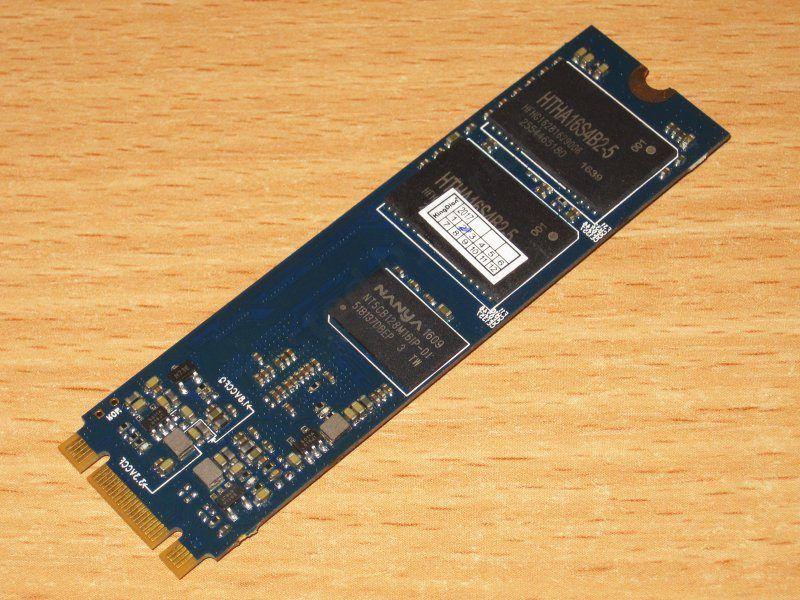KingDian N480 - 240GB, SSD M.2 и переходник к нему