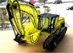 3D ручки, инструмент для творчества