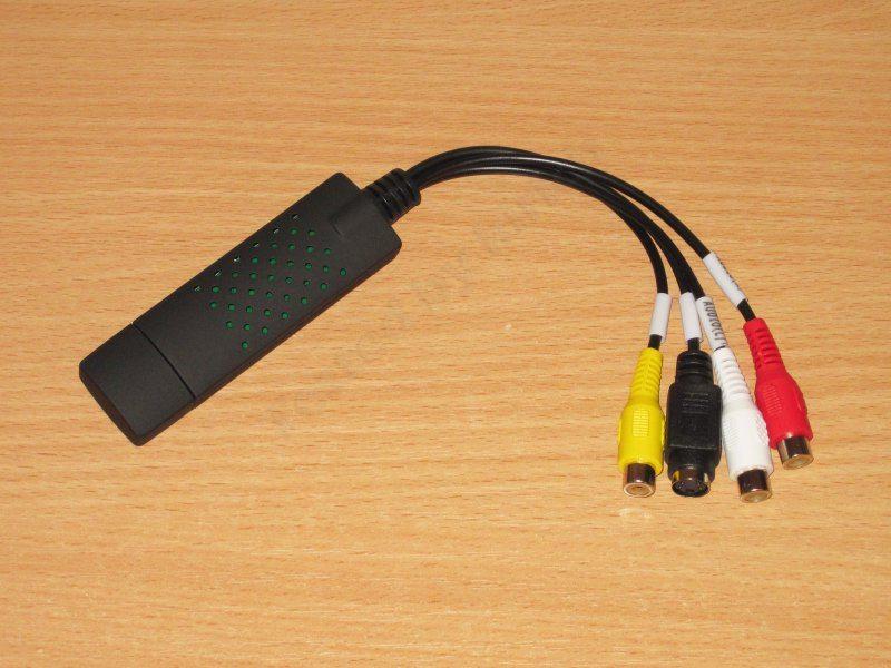 Недорогое USB устройство видеозахвата