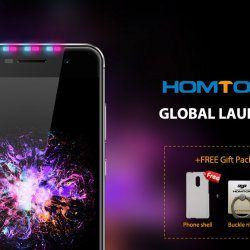 The Best Android Unlocked Phone HOMTOM HT37 Pro Flash Sale from $89.99