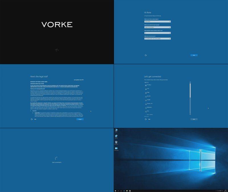 "Мини компьютер Vorke V1 Plus или новая версия ""трудяжки"""