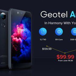 The 2017 Best Android Mobile Phone Geotel Amigo Flash Sale from Just $99.99