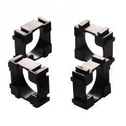 Одинарные рамки для монтажа аккумуляторных сборок 18650, 18500, 18350