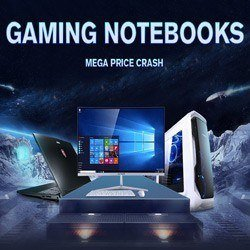 Распродажа игровых ноутбуков по супер ценам ВСЕГО от $329