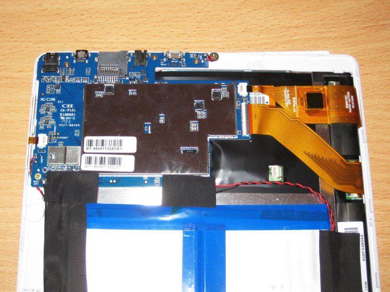 Cube iPlay 10, планшет с Full HD экраном 10 дюймов